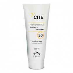CITÉ body sunscreen FPS30