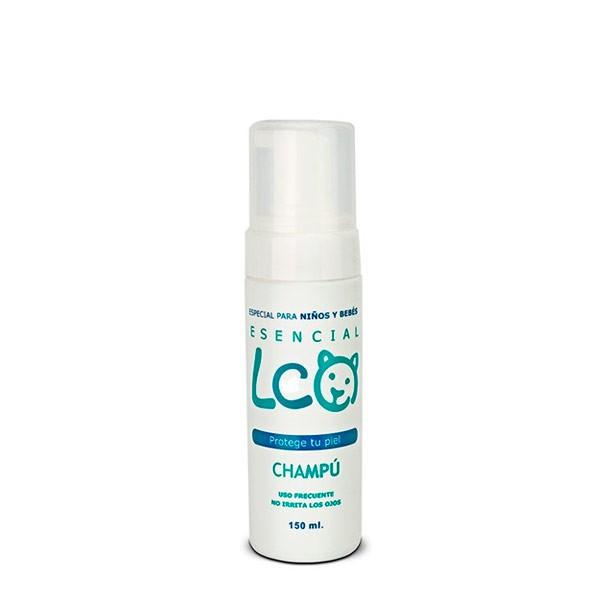 ESENTIAL LCO skimmer shampoo