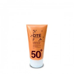 CITÉ facial solar cream FPS 50+ colipa