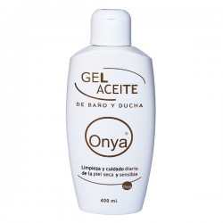 ONYA shower and bath oil gel