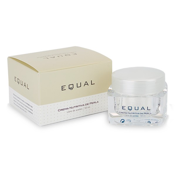 EQUAL pearl nourishing cream